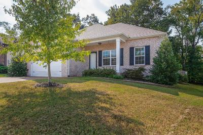 Spring Hill  Single Family Home Under Contract - Showing: 1116 Golf View Way