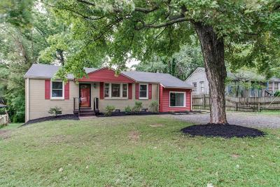 Nashville Single Family Home For Sale: 4903 Raywood Ln