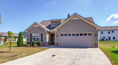 Rutherford County Single Family Home Under Contract - Not Showing: 3402 Smarty Jones Ct