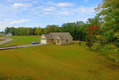 Smithville TN Single Family Home Under Contract - Showing: $165,000