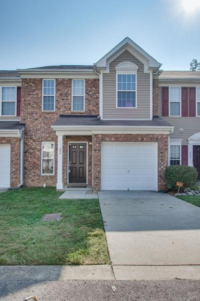 Nashville Single Family Home For Sale: 3030 Ned Shelton Rd Apt 204