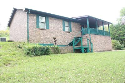 Single Family Home For Sale: 201 Vantrease Rd