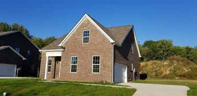Nashville Single Family Home For Sale: 1013 Trevino Place, Lot #3