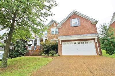 Nashville Single Family Home For Sale: 1805 Apple Ridge Cir