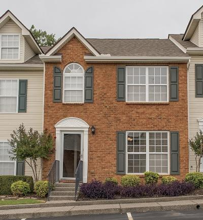 Davidson County Condo/Townhouse For Sale: 5170 Hickory Hollow Pkwy #123