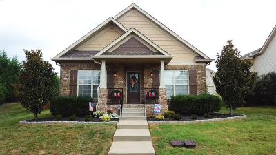 Clarksville Single Family Home For Sale: 139 John Duke Tyler Blvd