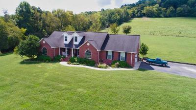Single Family Home Active Under Contract: 197 Opossum Paw Rd