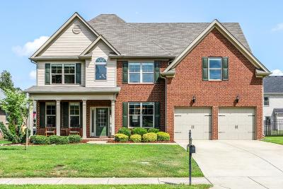 Rutherford County Single Family Home For Sale: 1140 Timber Creek Dr