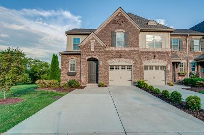 Williamson County Single Family Home For Sale: 4000 Hebron Trace Pvt Dr