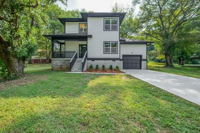 Nashville TN Single Family Home For Sale: $369,900