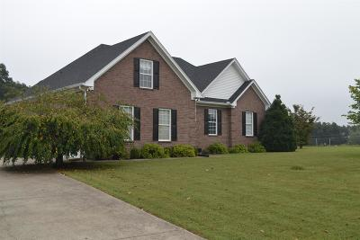 White House Single Family Home For Sale: 2413 New Hall Rd