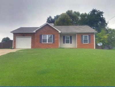 Clarksville Single Family Home For Sale: 203 Moncrest Dr
