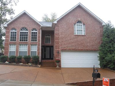 Nashville Single Family Home For Sale: 924 Century Oak Dr