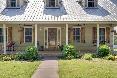 Centerville Single Family Home For Sale: 3343 Highway 100 W