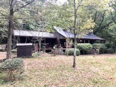 Woodbury TN Single Family Home Sold: $179,000