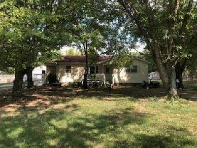 Robertson County Single Family Home For Sale: 2689 W County Farm Rd