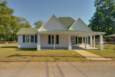 Maury County Single Family Home For Sale: 114 3rd Ave