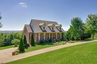 Lewisburg Single Family Home For Sale: 860 Hillwood Dr S