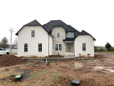 Lascassas TN Single Family Home For Sale: $438,000