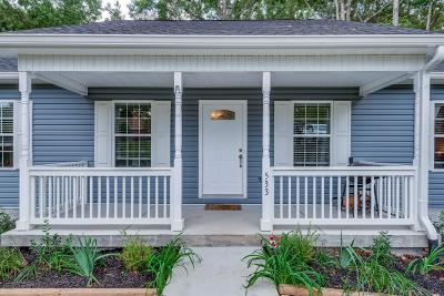 Ashland City Single Family Home For Sale: 533 Skyview Dr
