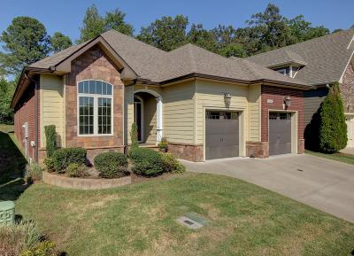 Clarksville Single Family Home For Sale: 568 Summit View Circle