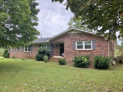 Smithville TN Single Family Home For Sale: $135,000