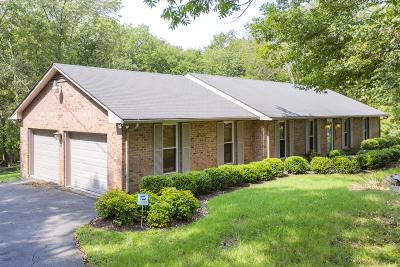 Brentwood  Single Family Home For Sale: 135 Ridgewood Ln