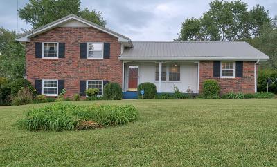 Nashville TN Single Family Home For Sale: $269,900