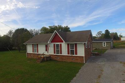 Smithville TN Single Family Home Under Contract - Showing: $104,500