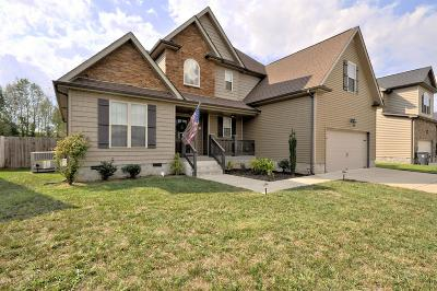 Clarksville Single Family Home For Sale: 1516 Eads Court