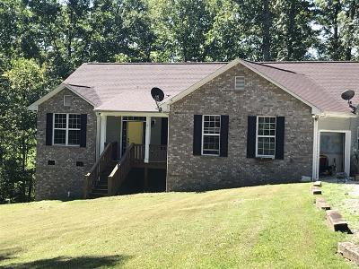 Nashville Single Family Home For Sale: 8858 Hester Beasley Rd