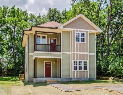 Nashville  Single Family Home For Sale: 308 Duke St