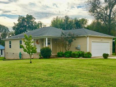 Franklin County Single Family Home Under Contract - Not Showing: 709 W Main St