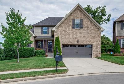 Nashville  Single Family Home For Sale: 2825 Brentwood Knoll Ct