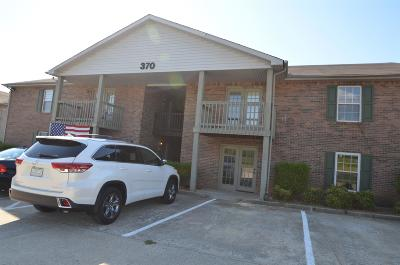 Christian County, Ky, Todd County, Ky, Montgomery County Condo/Townhouse Under Contract - Showing: 370 Jack Miller Blvd Apt H #H