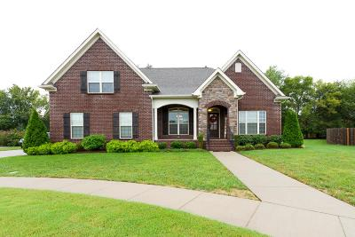Single Family Home Under Contract - Not Showing: 2117 Missionary Way