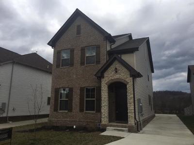 Nashville  Single Family Home For Sale: 1661 Brockton Ln
