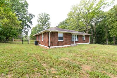 Joelton Single Family Home For Sale: 3515 Binkley Rd
