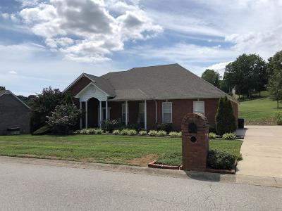 Single Family Home For Sale: 2011 Mossy Oak Cir
