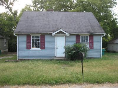 Marshall County Single Family Home For Sale: 641 4th Ave N