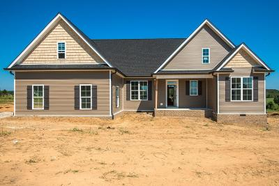 Single Family Home For Sale: 1809 Abiff Road Lot 30