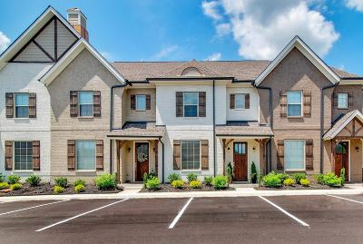 Nashville Condo/Townhouse For Sale: 732 F Old Hickory Blvd
