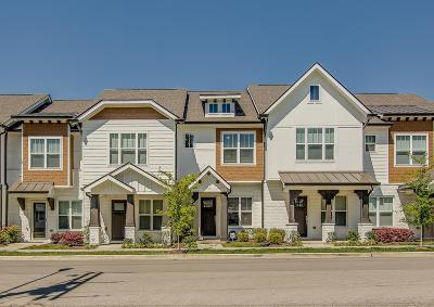 Nashville Condo/Townhouse For Sale: 412 W Mill Dr