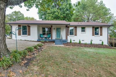 Single Family Home For Sale: 621 Fedders Dr