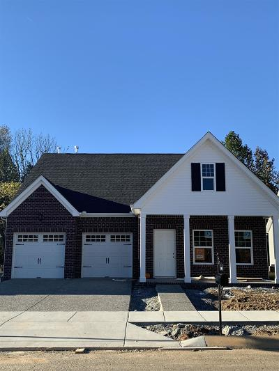 Single Family Home For Sale: 140 Bexley Way, Lot 266