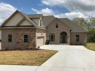 Columbia  Single Family Home For Sale: 3258 Mecklenburg Dr (Lot 24)