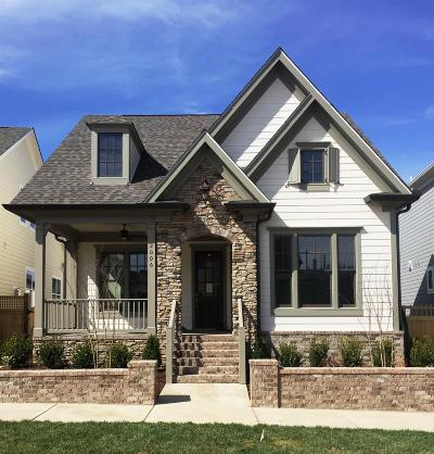 Williamson County Single Family Home Under Contract - Not Showing: 2006 Erwin Street, Wh # 1970