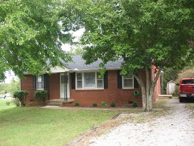 Winchester Single Family Home Under Contract - Showing: 101 Hackberry Dr