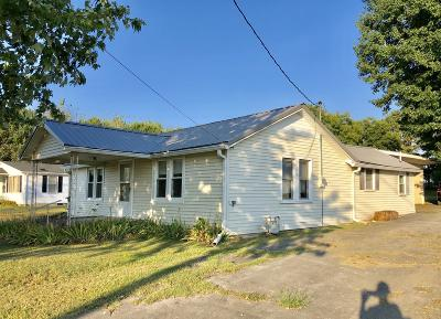 Ethridge Single Family Home Under Contract - Not Showing: 4320 Highway 43 N