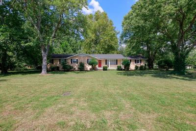 Murfreesboro Single Family Home For Sale: 341 Joe B Jackson Pkwy